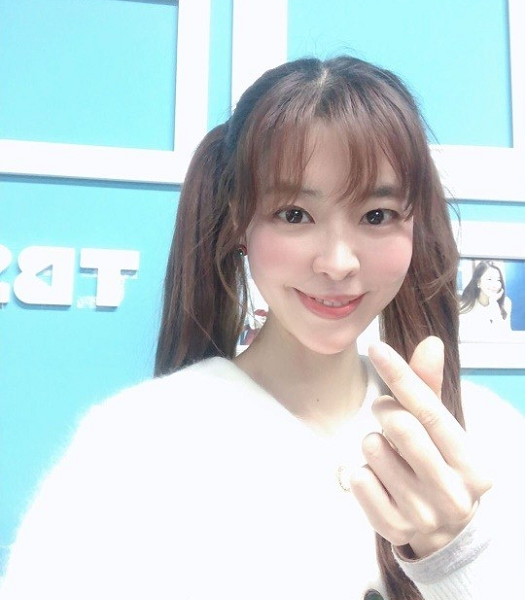 Kim Gyu-ri, 42, thank you for your cute pigtails 2020