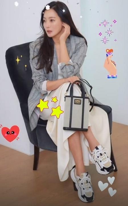 Kim Hee-sun's