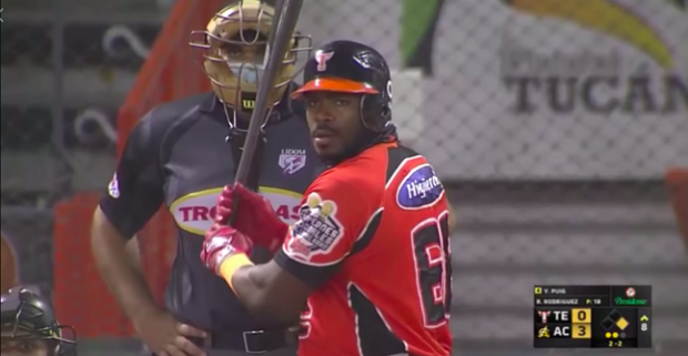 Pug is still hot-tempered. → Two-run, one-run double the following day