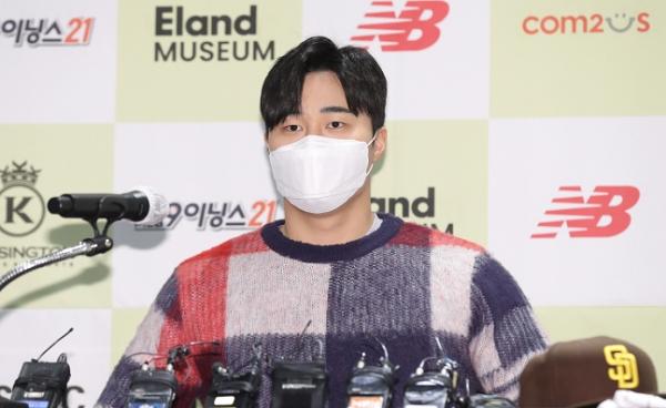 Kim Ha-sung's Expectations Against Ryu Hyun-jin When I debuted