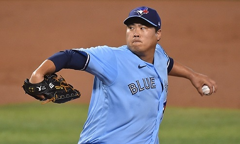 Ryu Hyun-jin, 14 steps, ranked 39th in MLB Network Top 100
