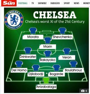 Chelsea's