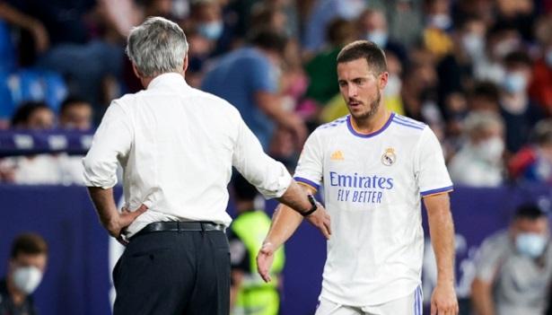 Loose Azar von Ancelotti's reaction Vinicius, come on
