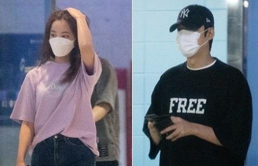 Here we go love Lee Min-ho Caught Yeon-woo's Movie Date