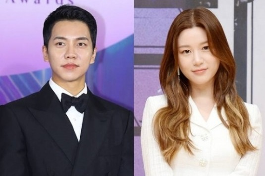 Alluded to Lee Da-in and Lee Seung-gi's breakup