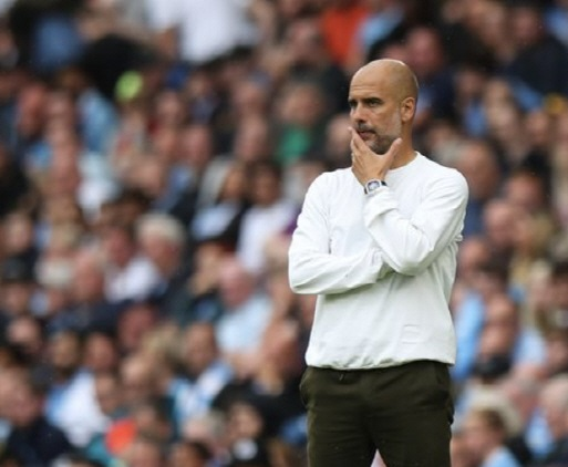 Guardiola Manchester City has no contract extension