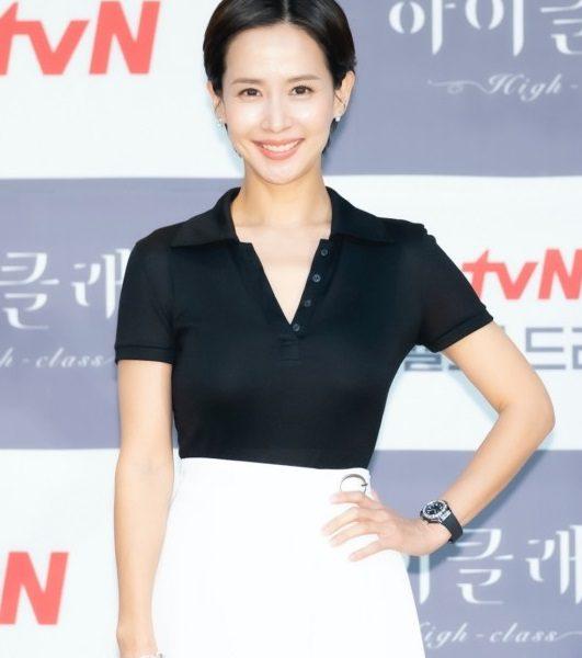 Elegant high-class Cho Yeo-jung's beauty Actress