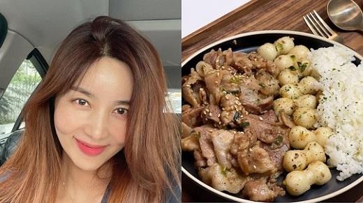 Han Jae Seok Park Sol Mi Veteran mom who cooks dinner