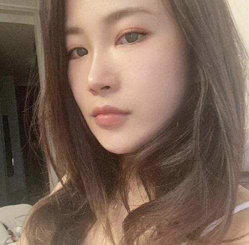 Beauty comedian Kim Jimin. Who is this? My face has changed