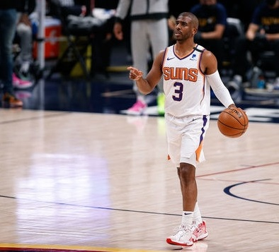 CP3-Aighten's strong performance Defeat LAL where Phoenix